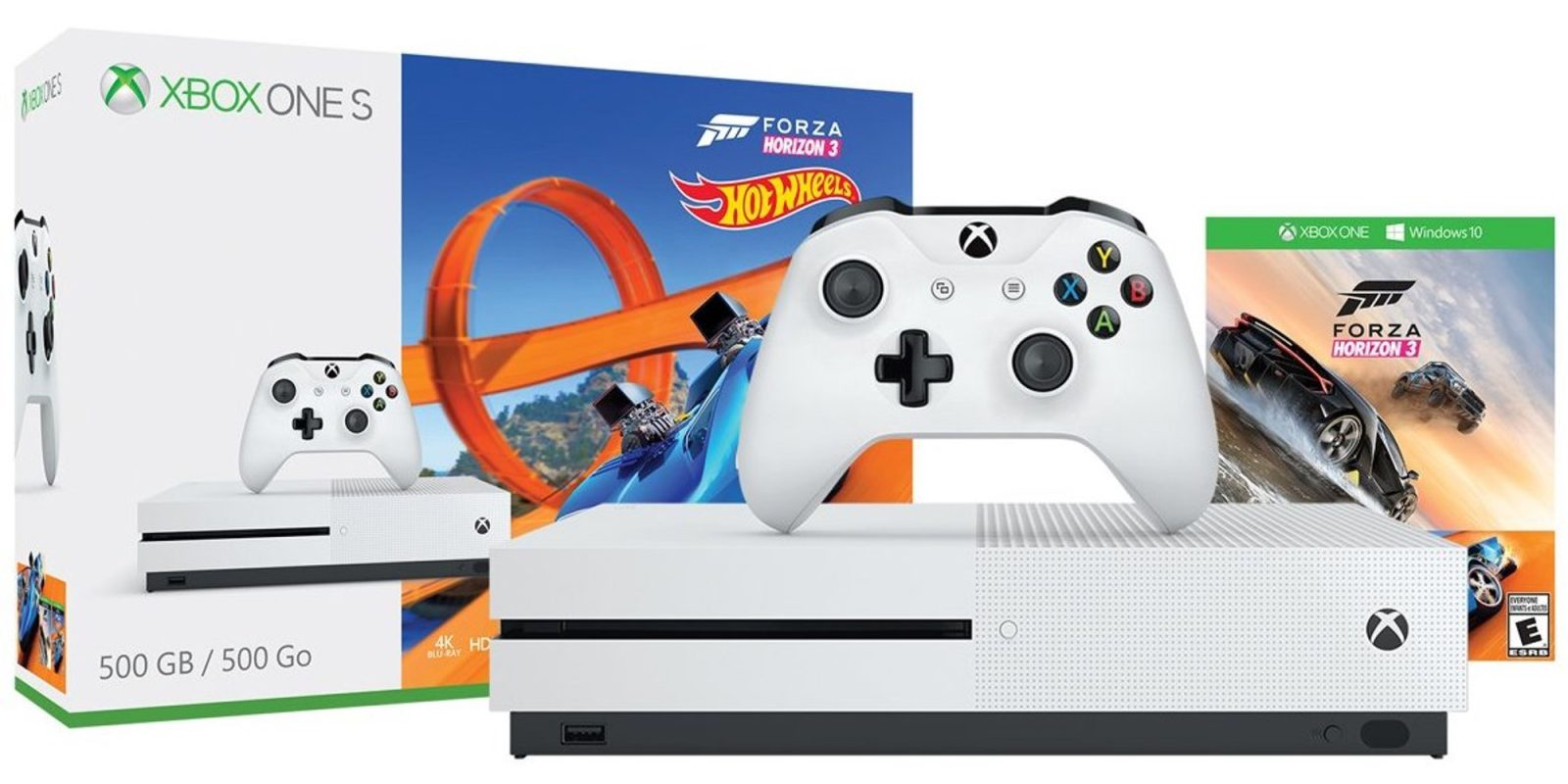 Xbox One S Forza Hot Wheels Bundle + Madden NFL 20, more at $150+ off