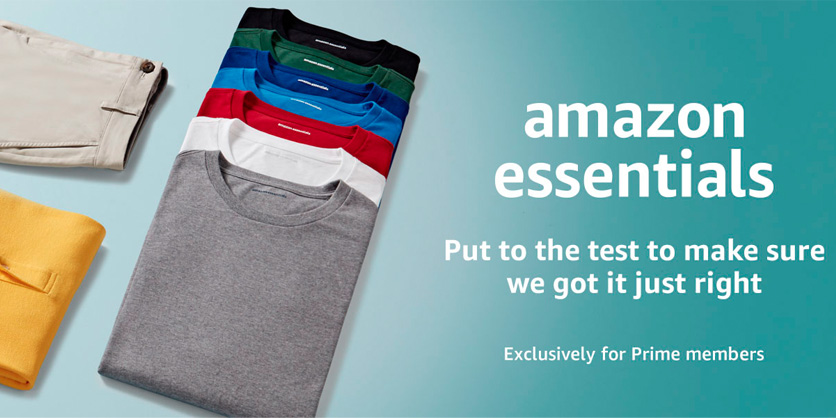 What to pick up from Amazon's Essentials Clothing Line with prices starting at $11