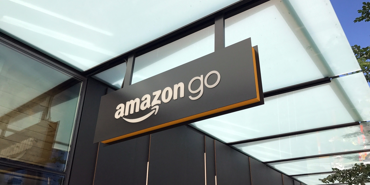 Amazon Go Seattle, Washington