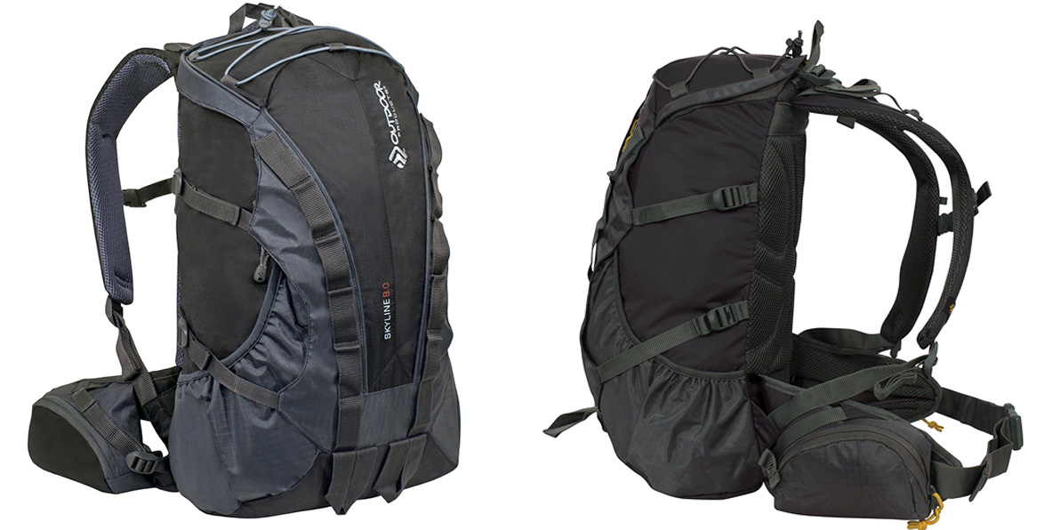 Hikers & travelers grab the Outdoor Products Skyline Backpack for $25 shipped (Reg. $42)
