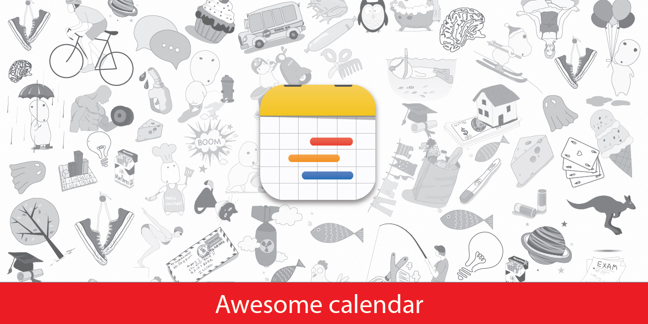 Today's Best iOS & Mac App Deals: Awesome Calendar