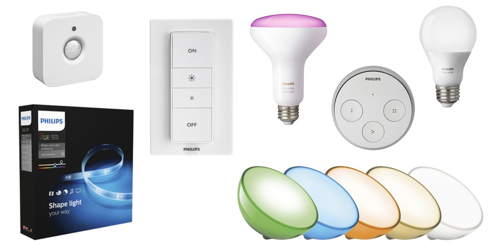 Save 20% on Philips Hue Smart Lighting products: 4-Bulb