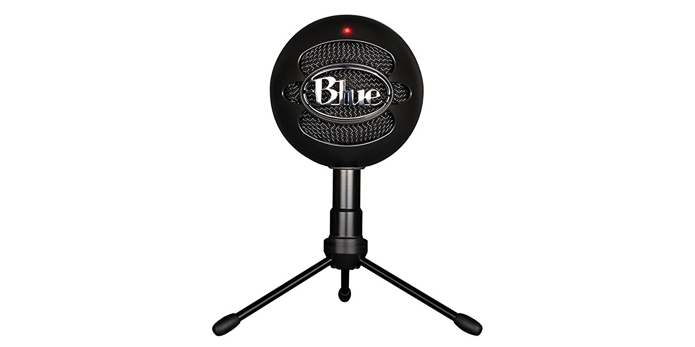 Amazon #1 best-selling podcasting mic, the Blue Snowball, is now $35 (Reg. $50)