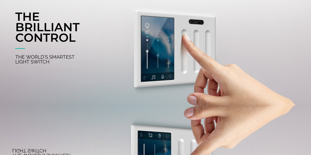 Brilliant controls all your smart home gear from one touchscreen hub + more - 9to5Toys