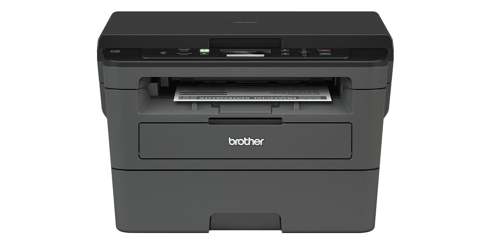 Grab the best price ever on Brother's AiO AirPrint Laser Printer for $70