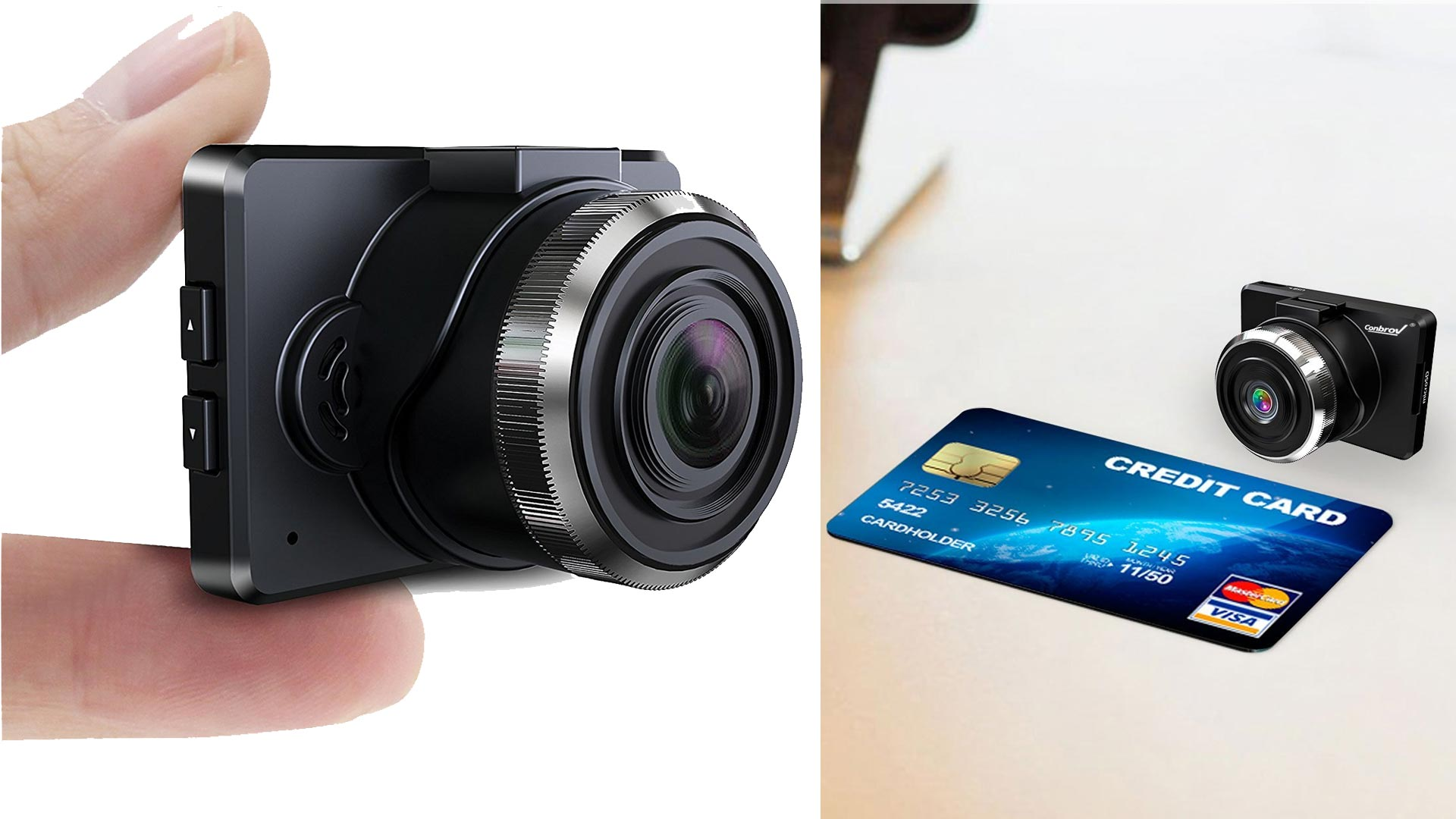 This dash cam is super compact, records 1080p, more for $29.50 shipped (Reg. $40+)