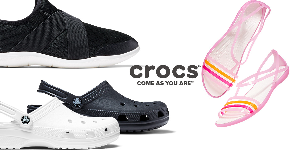 reputable site 725e5 7ffba Crocs celebrates Monday with a Funday Sale: 40% off select ...
