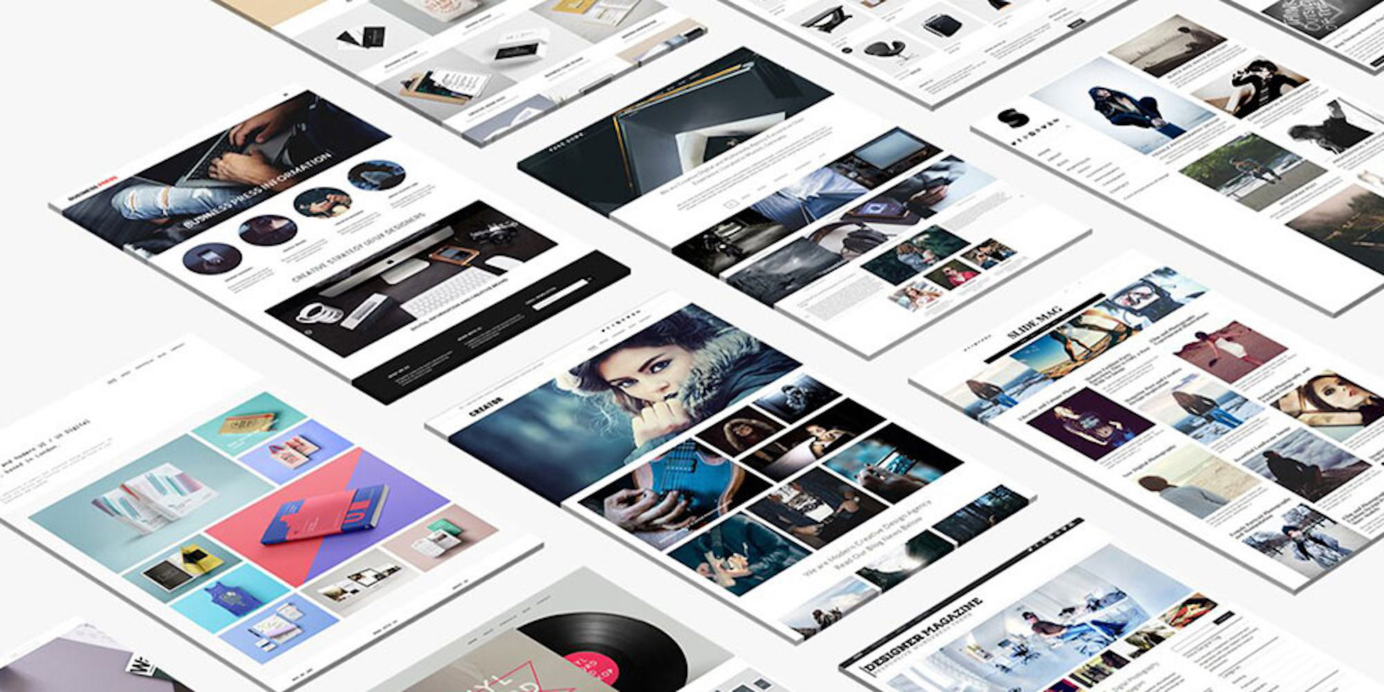 Upgrade your WordPress Site w/ Lifetime Access to this Premium Themes Library: $29