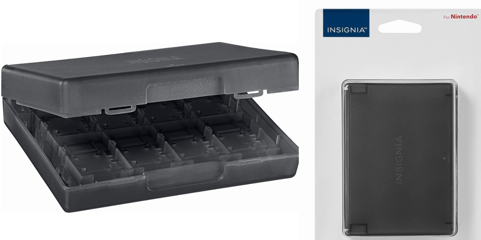 Insignia's 16-Game Nintendo Switch Storage Case is only $3 today (Reg. $10)