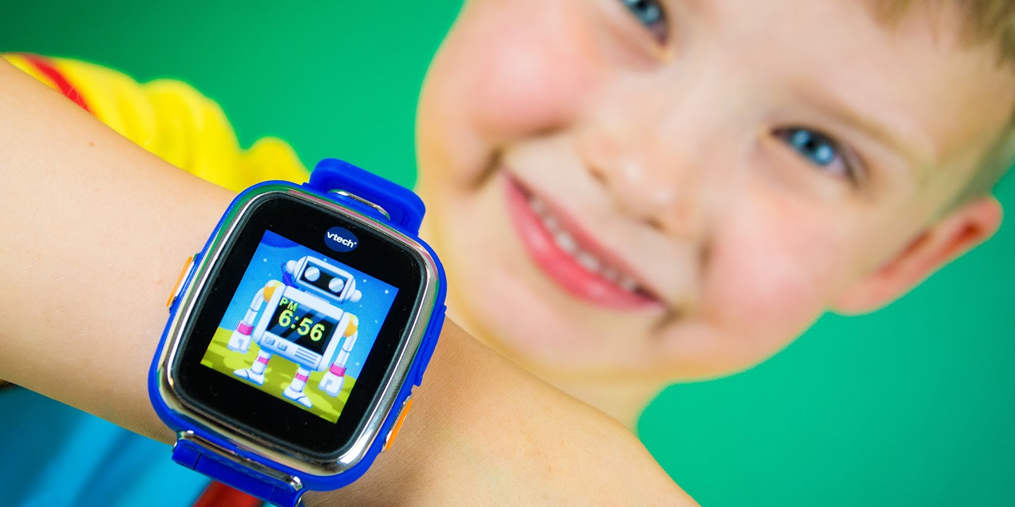VTech Kidizoom Smartwatch DX2 wins CES award for best kids' peripheral