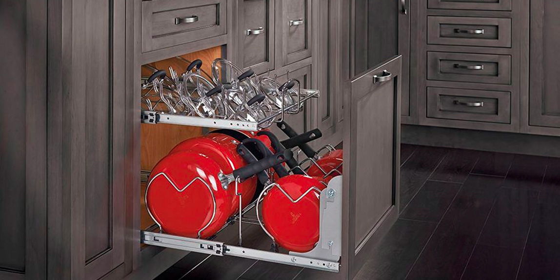 Organization Tips And Accessories For Your Kitchen From 6