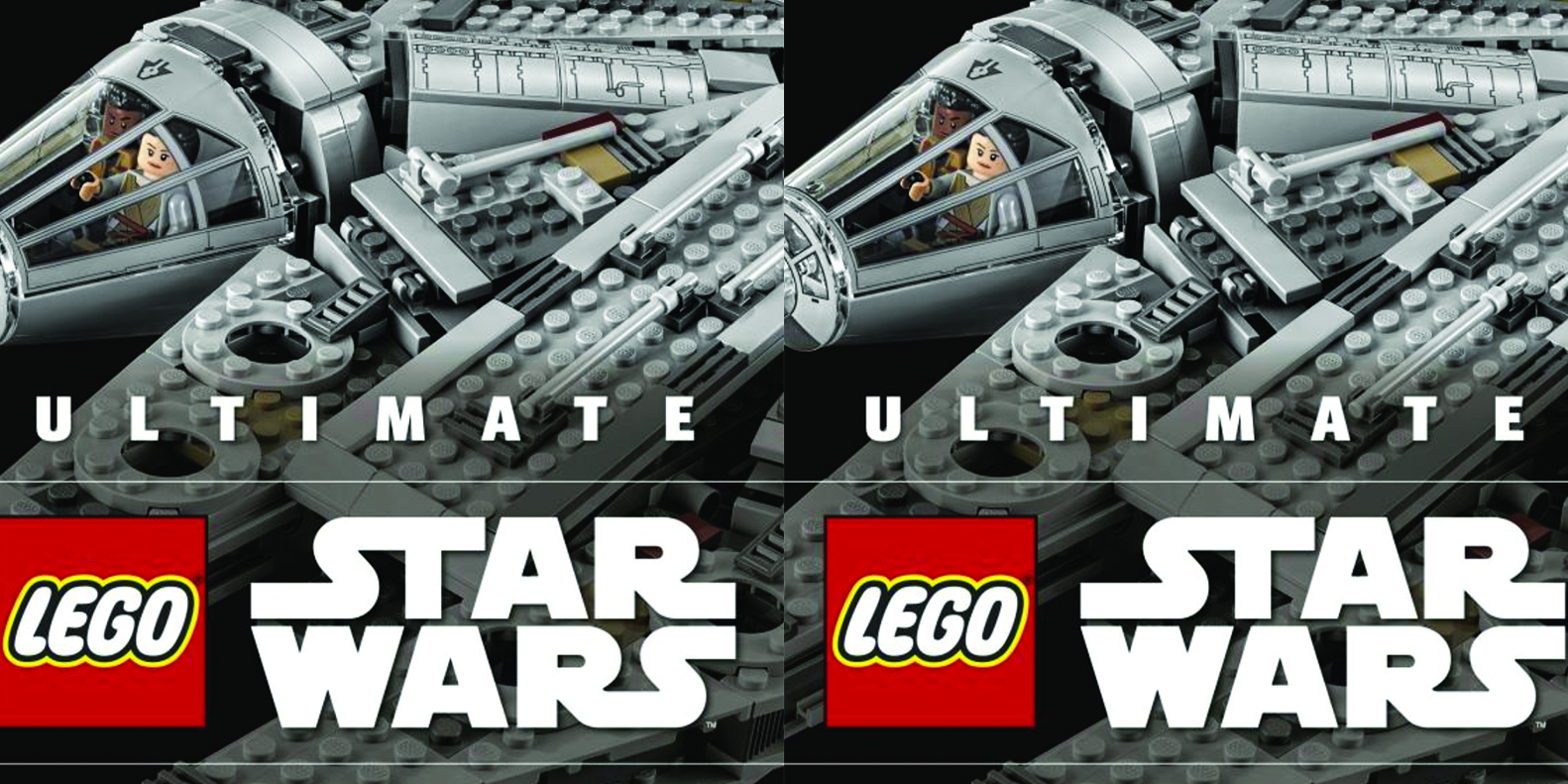 Ultimate LEGO Star Wars book takes you through the coolest builds in the galaxy for $20