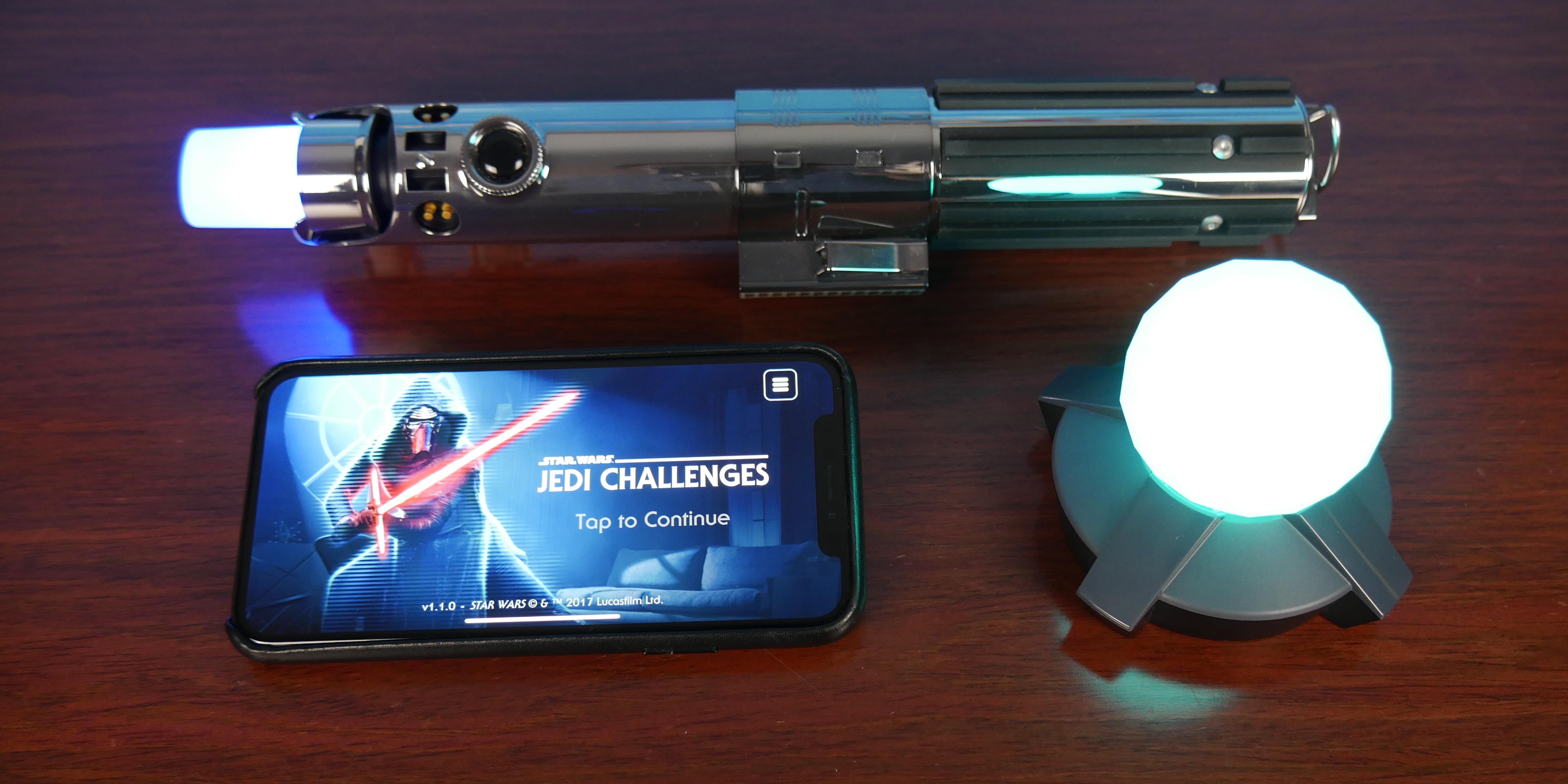 Lenovo Jedi Challenges Review