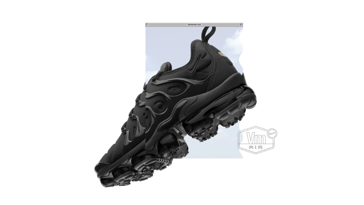 Nike Air VaporMax Plus Dark Grey