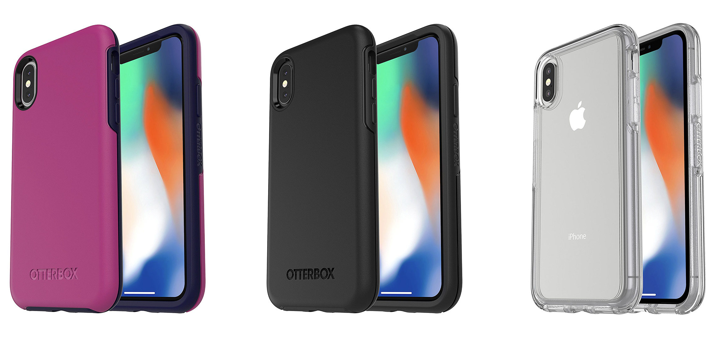 promo code 98108 7cab9 OtterBox Symmetry iPhone X cases from $22 Prime shipped at Amazon ...