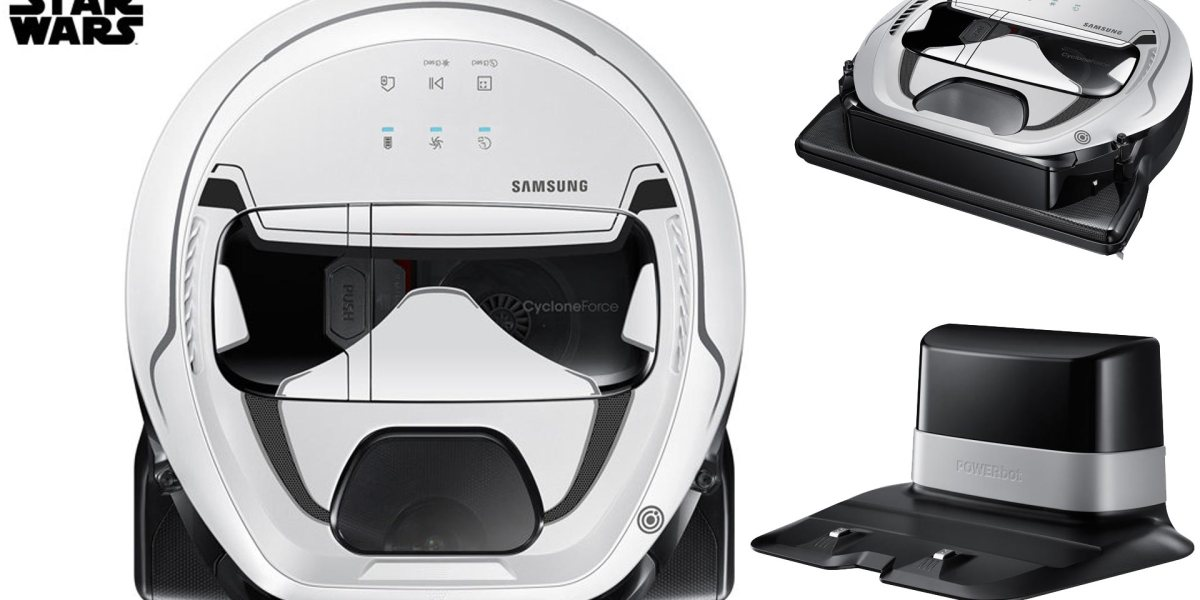 Samsung Stormtrooper POWERbot