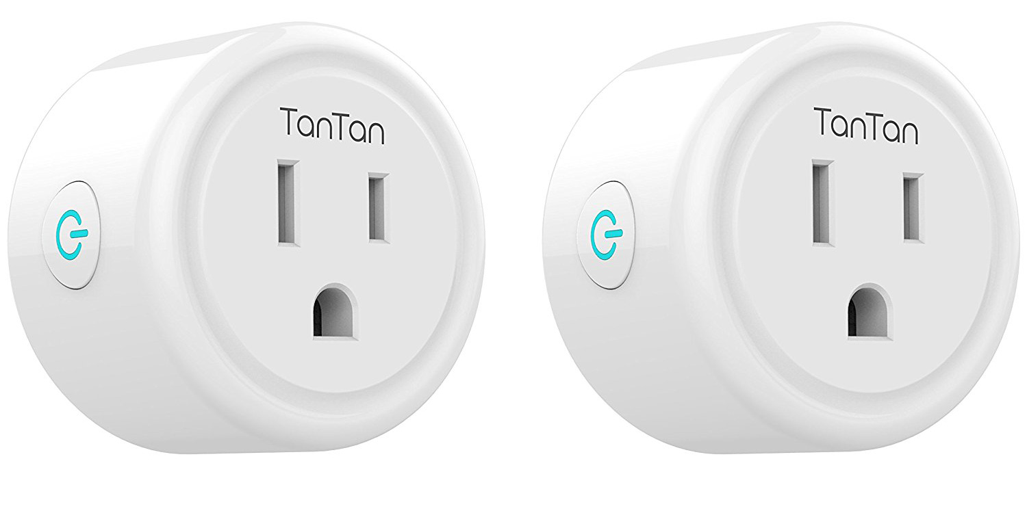 Control this 2-pack of Wi-Fi Smart Plugs w/ Alexa and Assistant for $17.50 (Reg. $25)