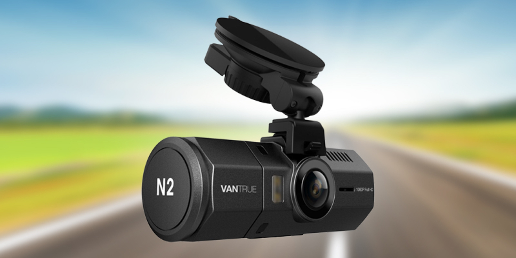 Keep a record of your trips, accidents, & more w/ these 1080p dash cameras from $99