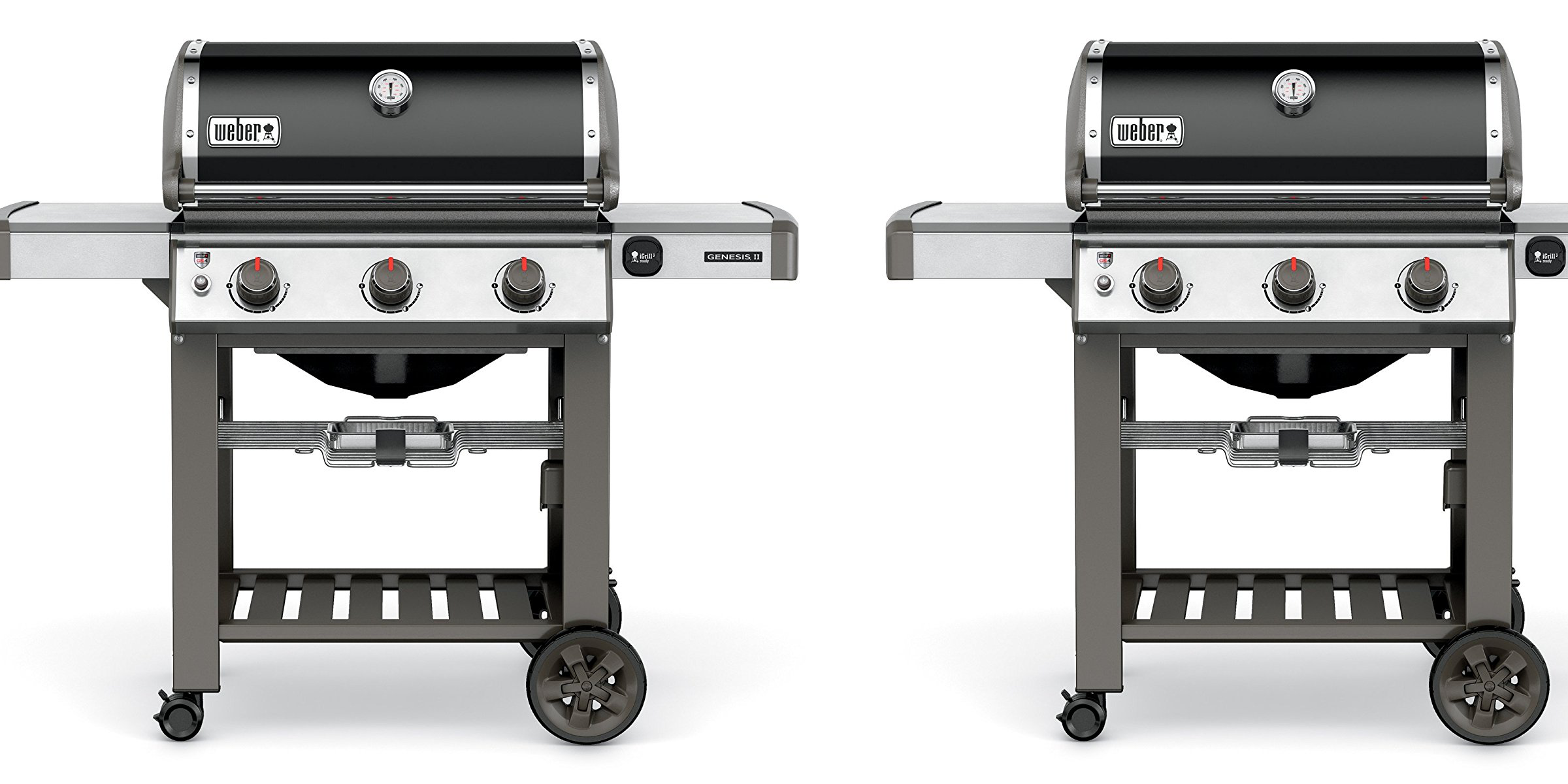 Amazon has the Weber Genesis II Natural Gas Grill at almost