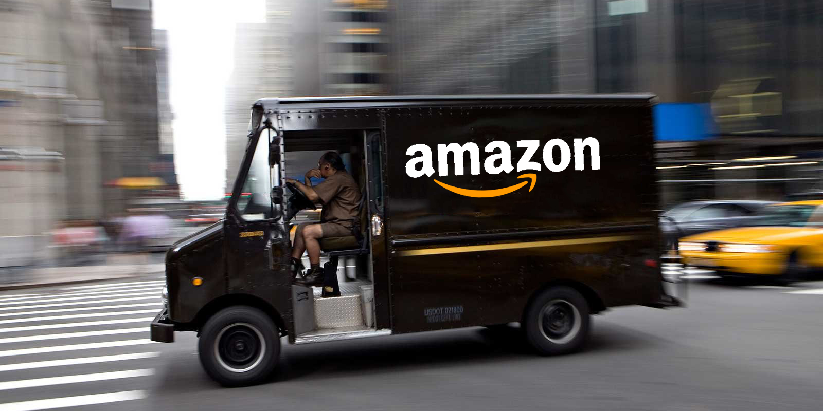 amazon is starting its own delivery service rivaling ups here 39 s what you need to know 9to5toys. Black Bedroom Furniture Sets. Home Design Ideas