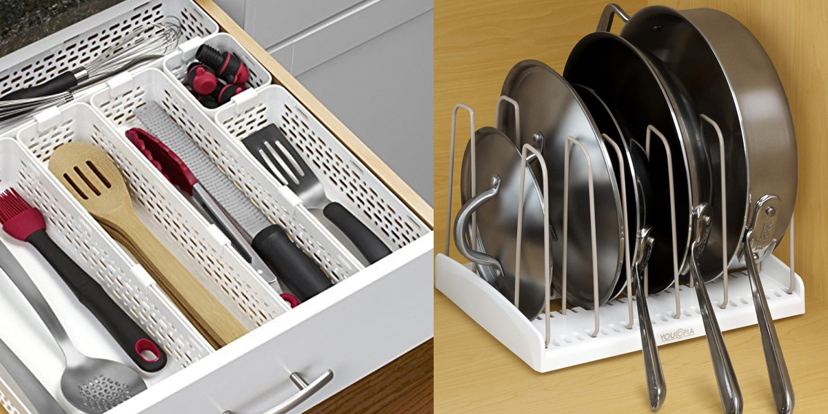 Amazon's new line 'YouCopia' has all of the organization needs for your kitchen from $15