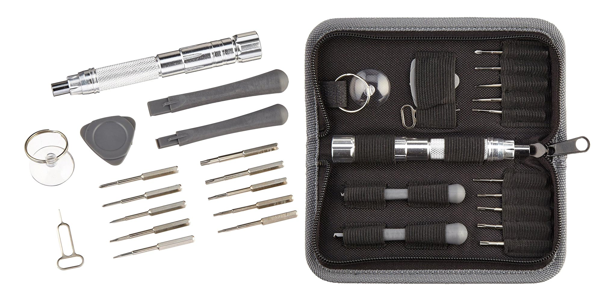 Repair your tech at home w/ Amazon's $7.50 Smartphone Tool Kit