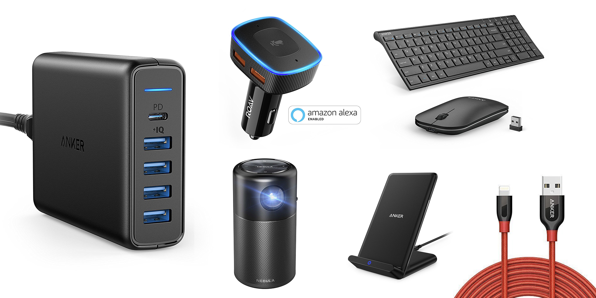 Anker launches one of its biggest Amazon sales of 2018: USB-C, Alexa devices, Lightning cables, more