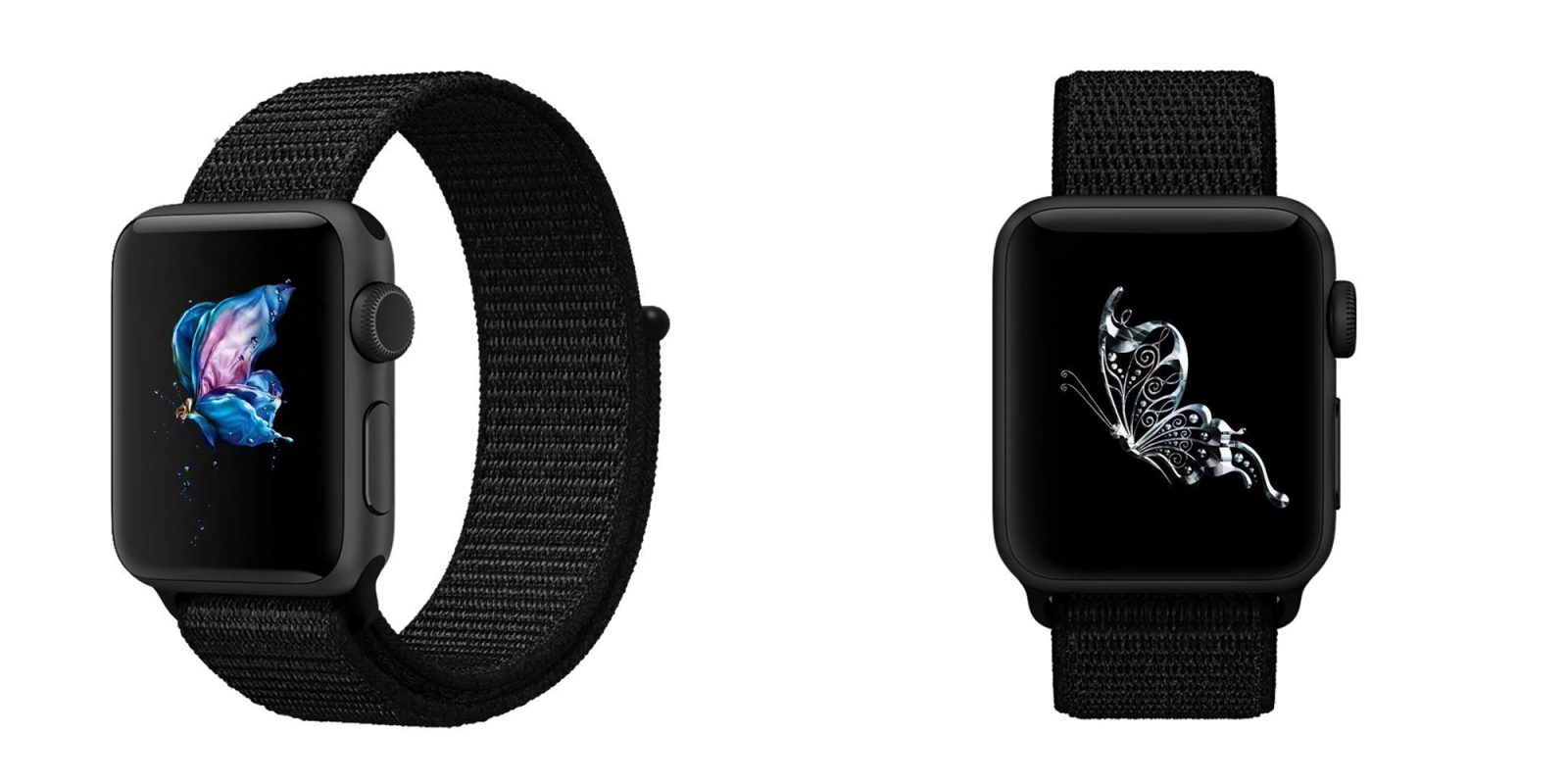 Add this nylon sport 42mm Apple Watch band to your collection for $7.50
