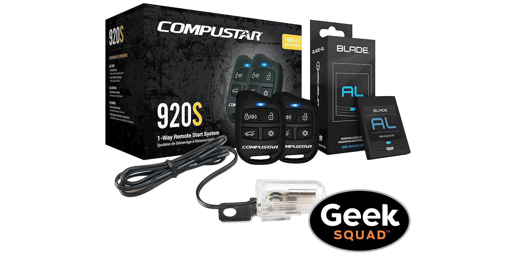 Never walk out to a cold (or hot) car again w/ this remote start kit for $210 installed