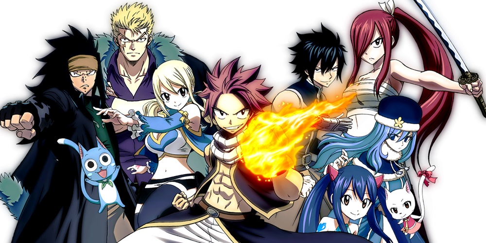 Own the digital complete first season of the anime TV show Fairy Tail in HD for Free