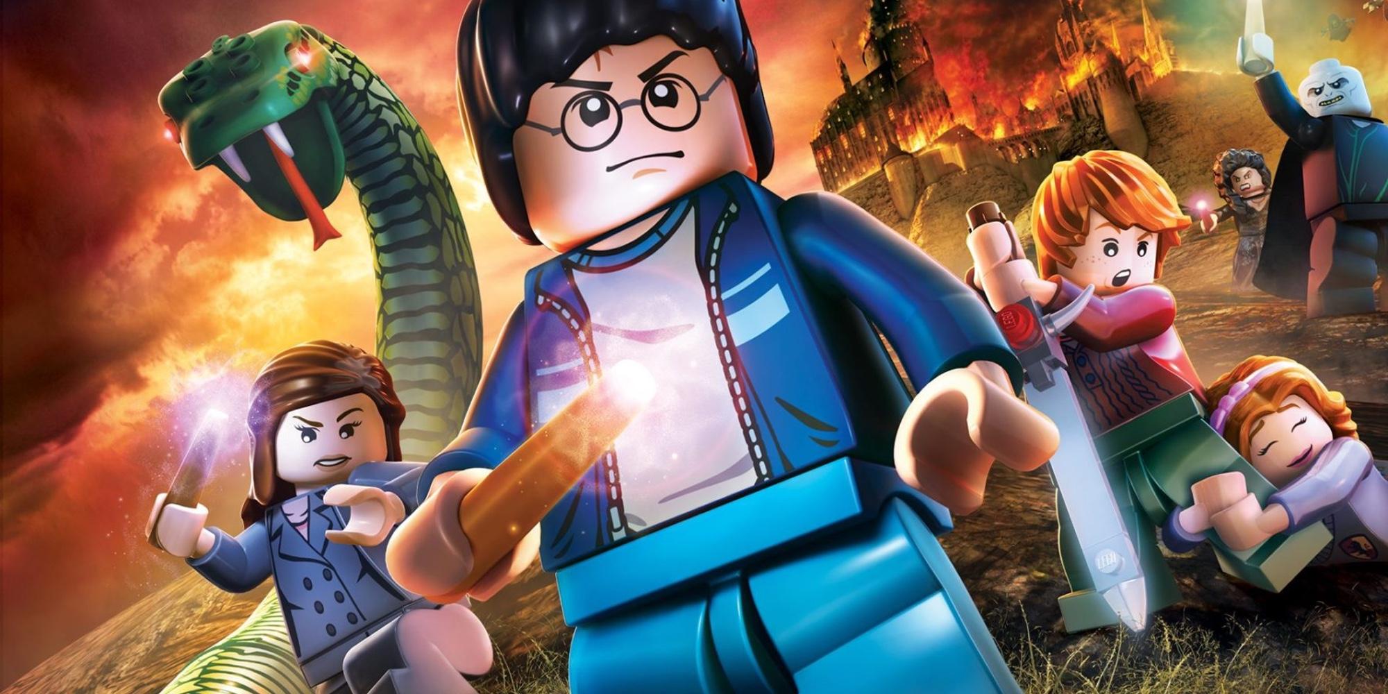 Today's Best iOS & Mac App Deals: LEGO Harry Potter, Splitter Critters, more
