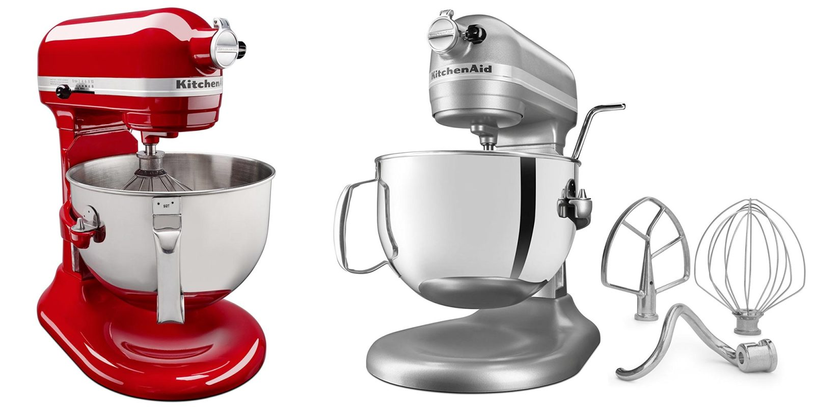Today Only Upgrade To Kitchenaid S 6 Qt Stand Mixer For