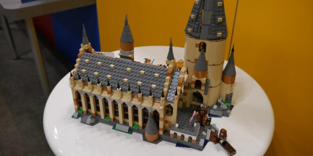 Harry Potter Grand Hall