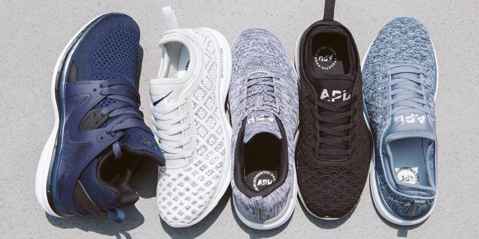 Lululemon x APL shoes collaboration has