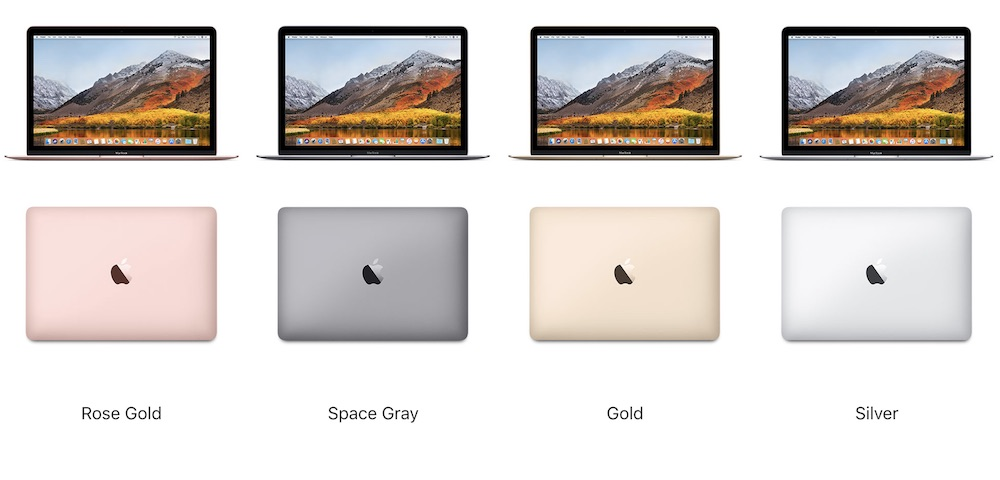 You can now pick up a 512GB MacBook (2016, all colors) for under ...
