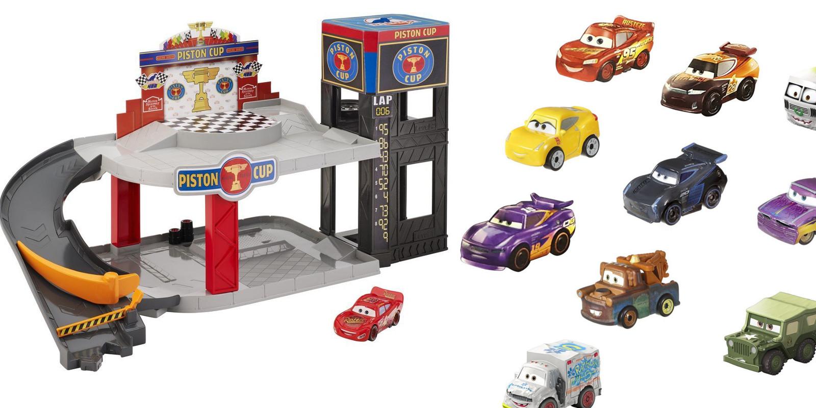 Amazon Disney Cars 3 Toys Sale 40 Off Piston Cup Racing Garage 12