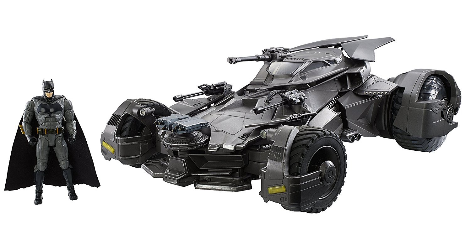 Mattel's app-controlled RC Batmobile has a POV camera at a best-ever price of $50