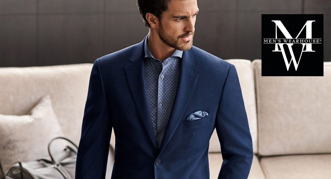 Men's Wearhouse Veteran's Day Deals offers up to 50% outerwear, jeans, more