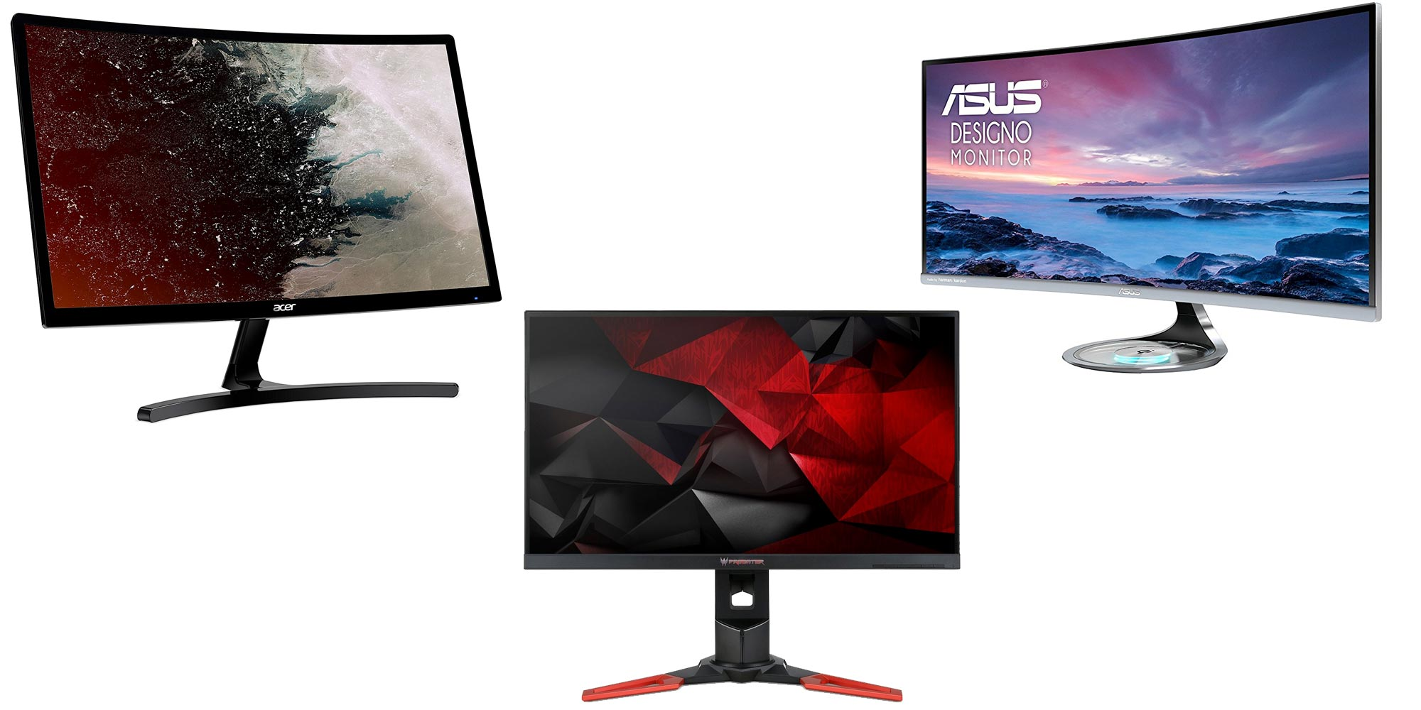 These monitors would make great upgrades to any Mac setup from $157 shipped