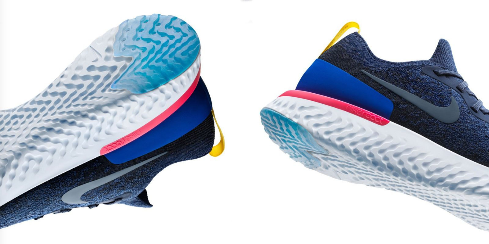 Nike unveils Epic React Flyknit running shoes with 'incredibly soft' soles, order now
