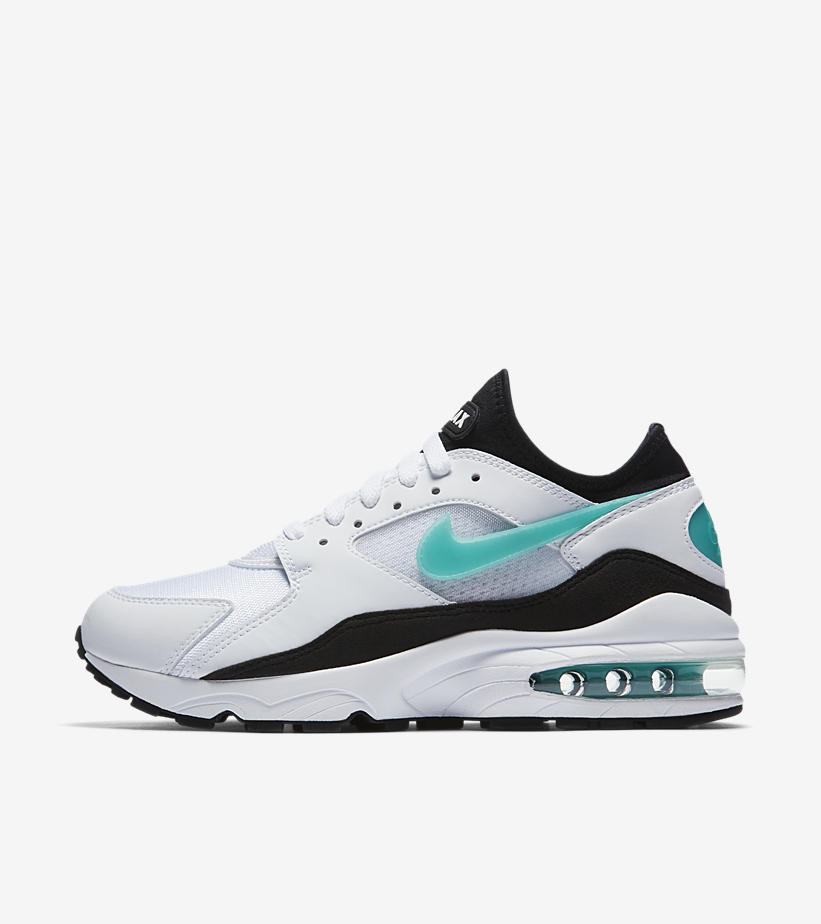 Nike refreshes classic Air Max 93 and 180, releases new Air