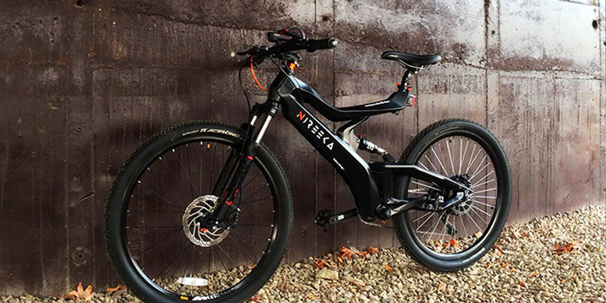 Nireeka is a smart eBike that can change its assist level based on your heartrate, more