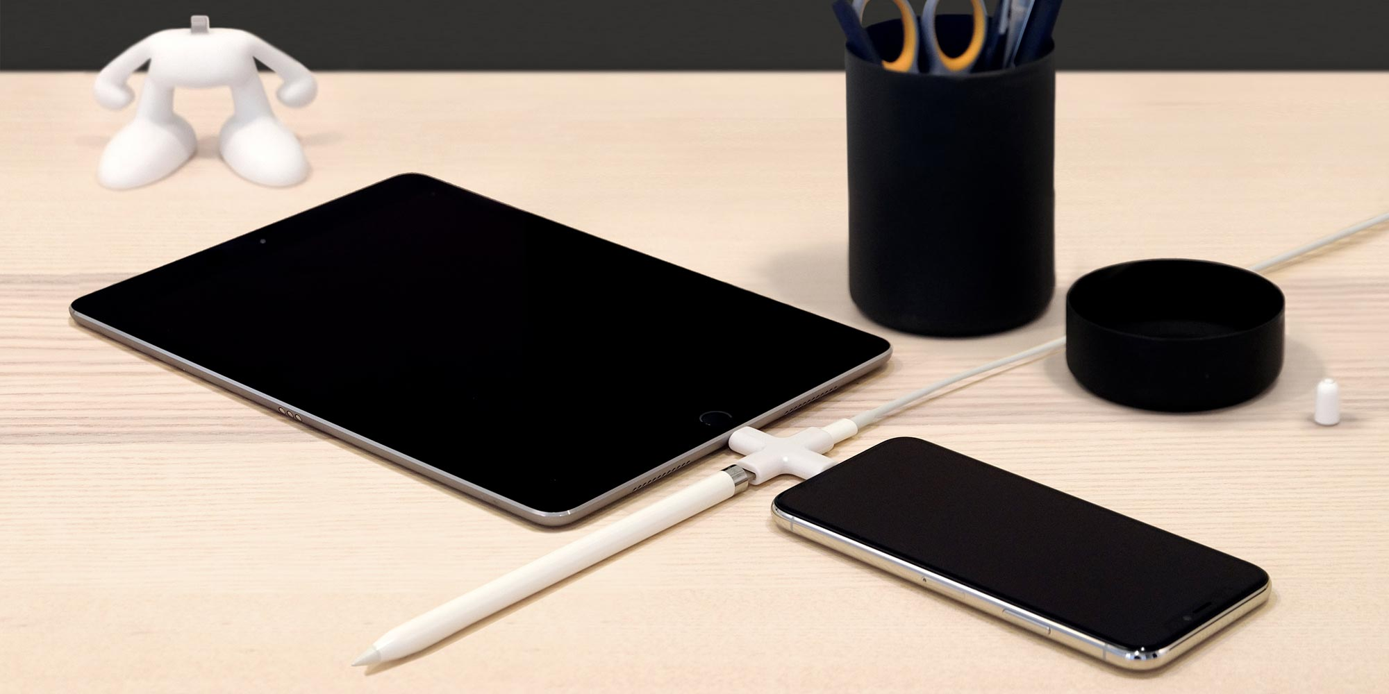 Node is a…unique…take on charging multiple Apple devices at once