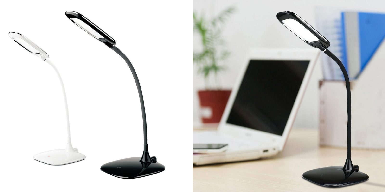 OxyLED Wireless Dimmable Desk Lamp for only $12 Prime shipped (Reg ...