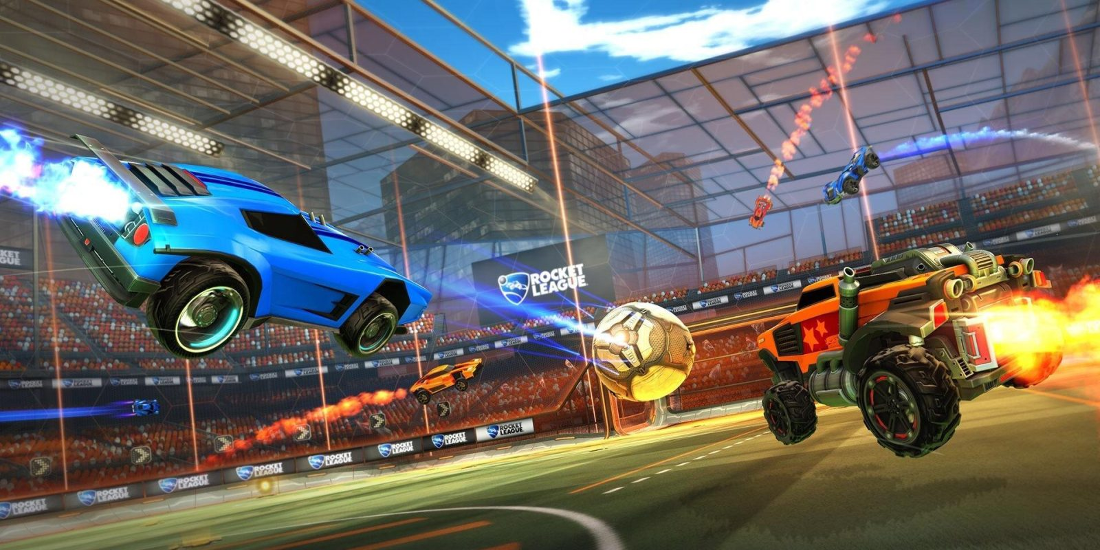 Rocket League comes to life w/ new Hot Wheels iPhone