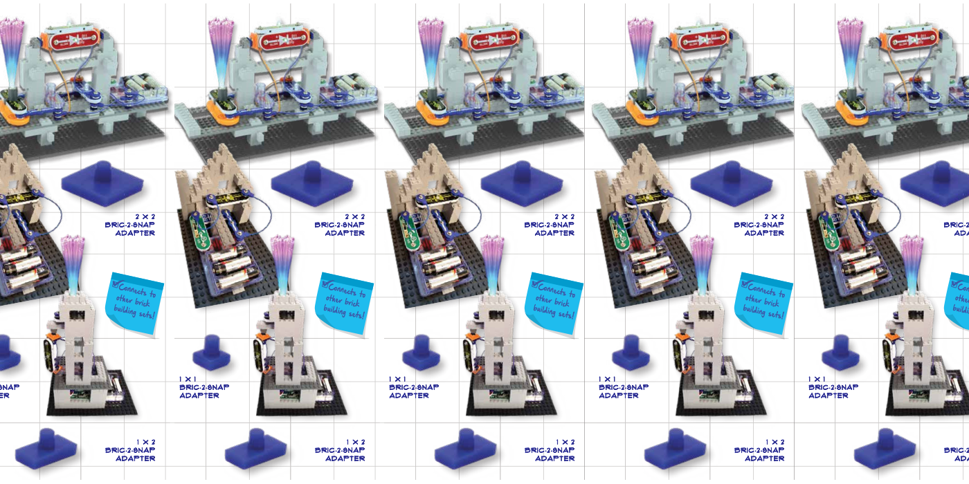 Images Of Snap Circuits Bric Structures Pow Science Pololu Additional Parts Included With 300in1 And 500 The New Kit Adds Lighting Audio Moving