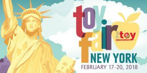 Toy Fair 2018 - February 17-20, 2018, New York City