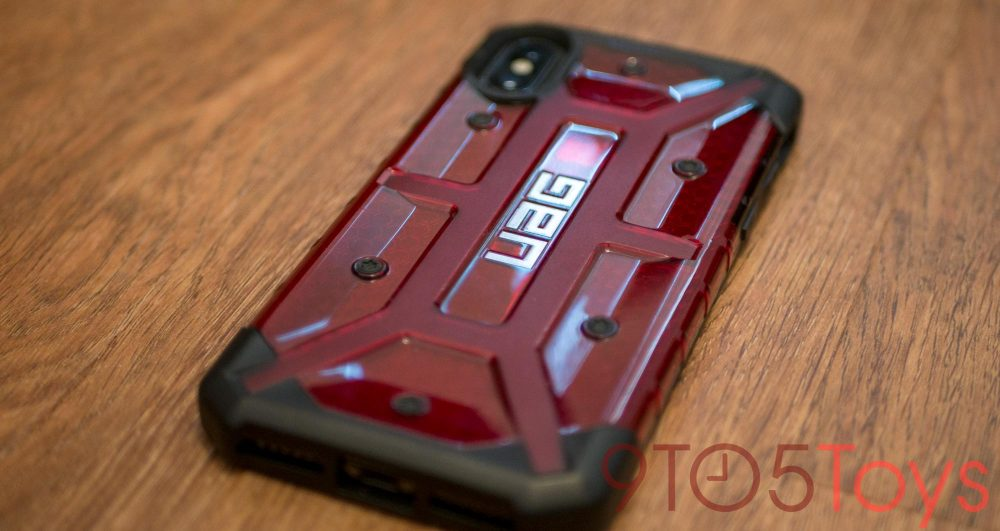sale retailer 204da 6ee2b Review: Urban Armor Gear's iPhone X cases feature great styling ...