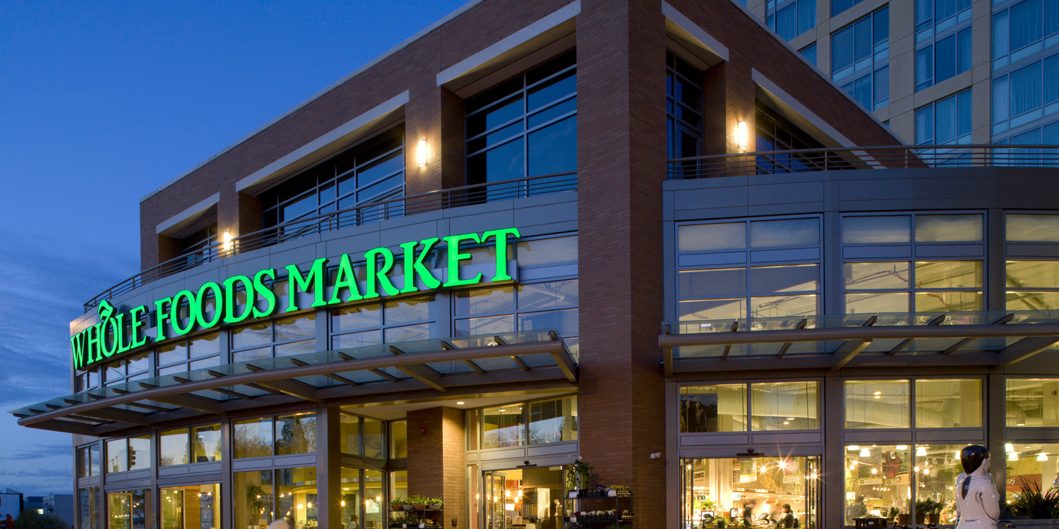 Amazon is now delivering Whole Foods groceries within two hours