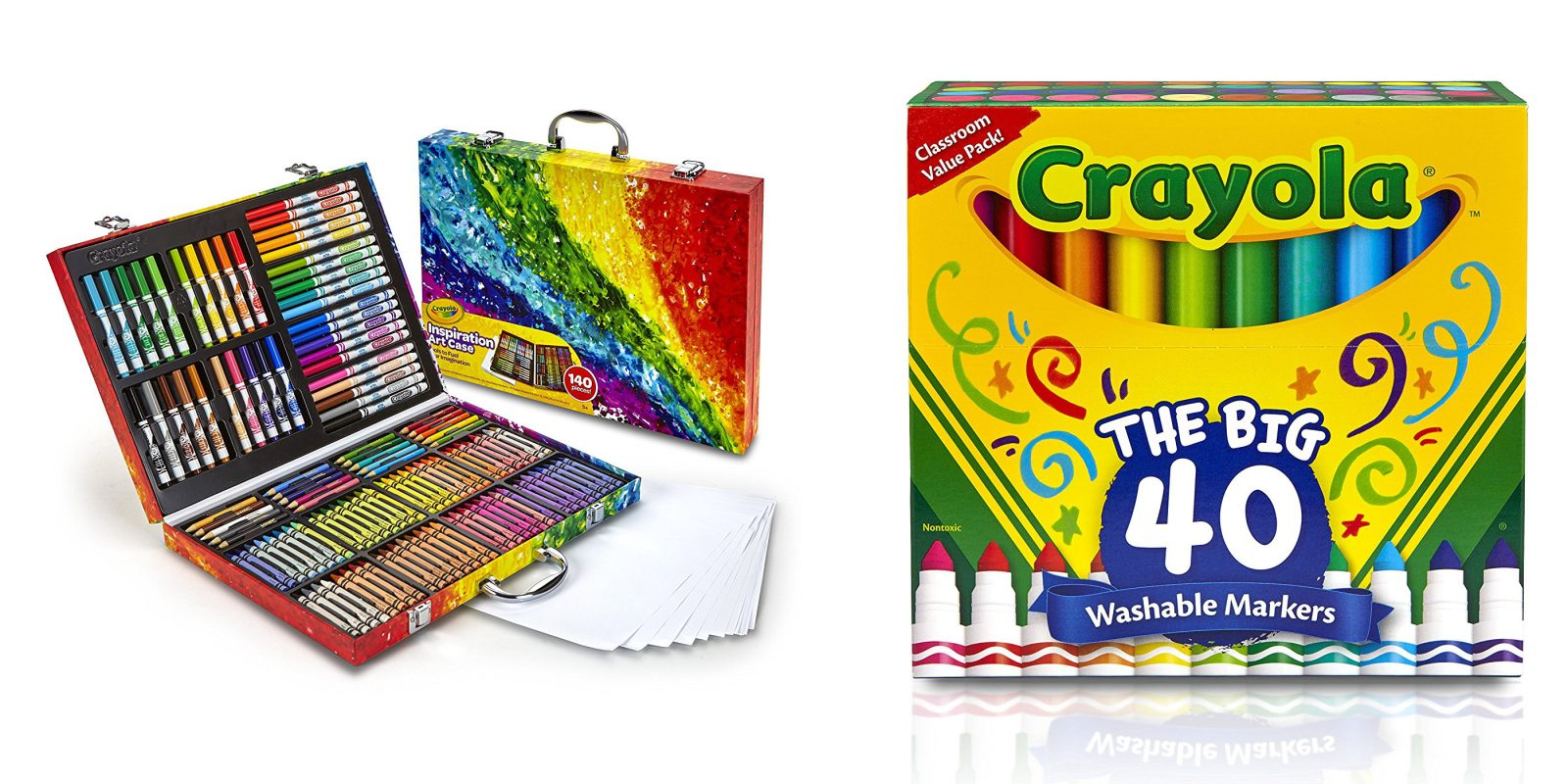 Amazon easter crayola sale 40 off 40 pack markers 9 paper gifts amazon easter crayola sale 40 off 40 pack markers 9 paper gifts more negle Image collections